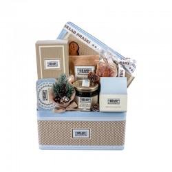 "Kalėdinė verslo dovana ""SP Gingerbread Tin Box"""
