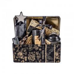 """Kalėdinė verslo dovana """"Choco Maya Orient Express Tin Box"""""""