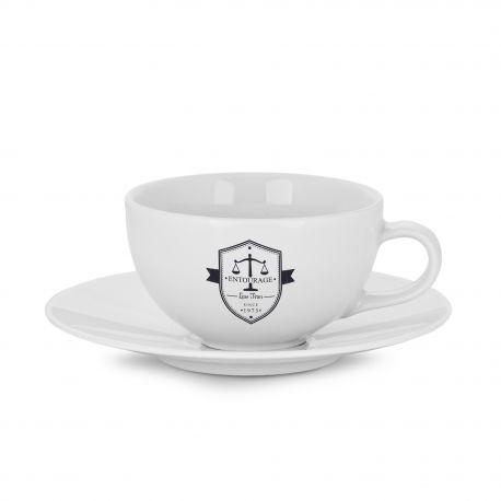 "Reklaminis keramikinis puodelis ""MOZART"" 240 ml"