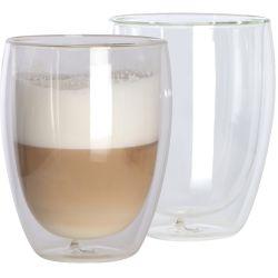 """Reklaminis 2-jų puodelių rinkinys """"Double-Walled"""""""