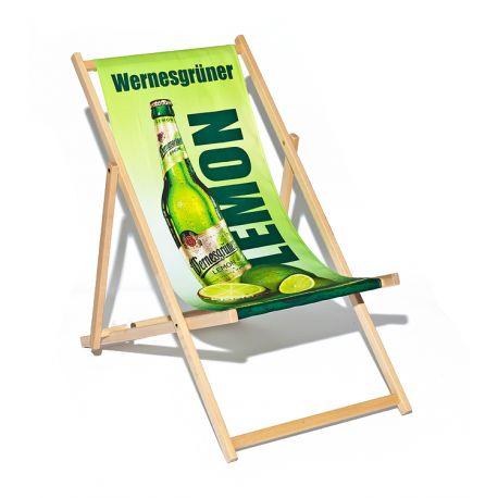 """Reklaminė kėdė-gultas """"Beach"""""""