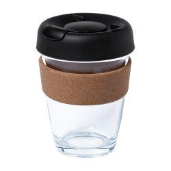 Stiklinis kelioninis puodelis TARKOL
