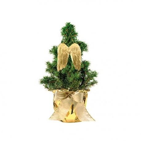 """Verslo dovana """"Kalėdinė eglutė su angelo sparnais"""""""