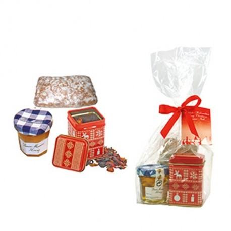 "Kalėdinė verslo dovana ""Tea Bag"""