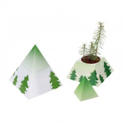 "Verslo dovana ""Christmas Pyramid"""