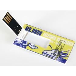 Mini kortelės pavidalo USB laikmena