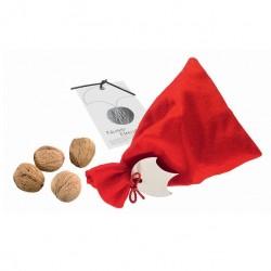"""Kalėdinė verslo dovana """"Bag with Nurcracker"""""""