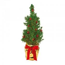 """Verslo dovana """"Raudona Kalėdų eglutė"""""""