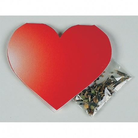 """Reklaminė sėklų atvirutė """"Heart"""""""