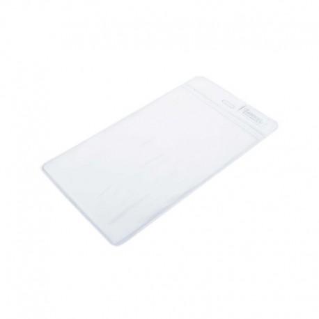 """Plastikinis vardinės kortelės dėklas """"PC2"""""""