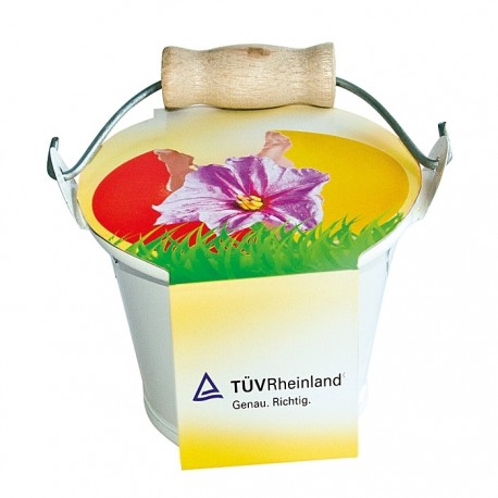 "Velykinis augalas inde ""Easter Egg Tree Bucket"""