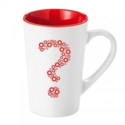 """Reklaminis puodelis su logotipu """"Fresh"""""""