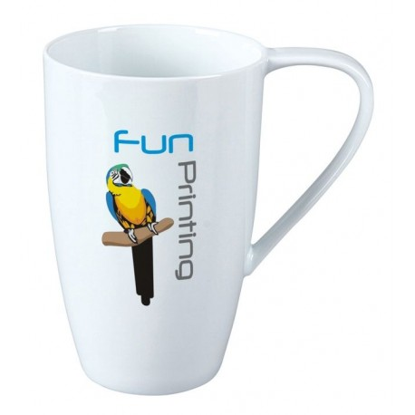 """Reklaminis puodelis """"Jasmine"""" su Jūsų logotipu"""