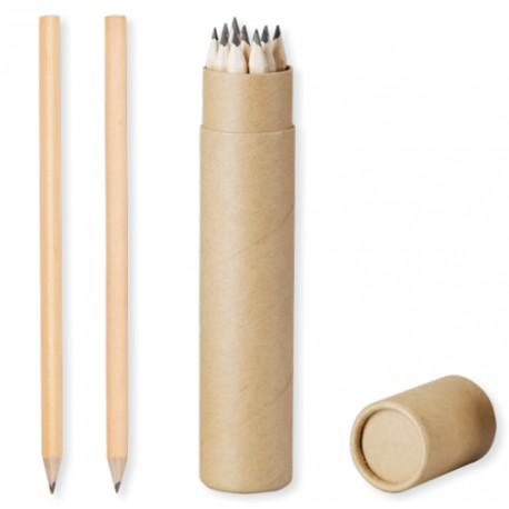 """Reklaminiai pieštukai """"Pencil box"""""""