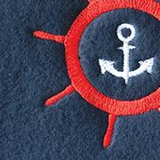 Verslo dovanos su siuvinėtu logotipu