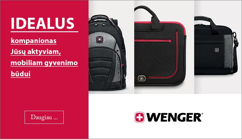 Brabangi reklaminė verslo dovana - Wenger