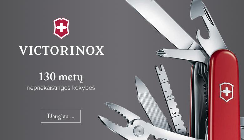 Brabangi reklaminė verslo dovana - Victorinox